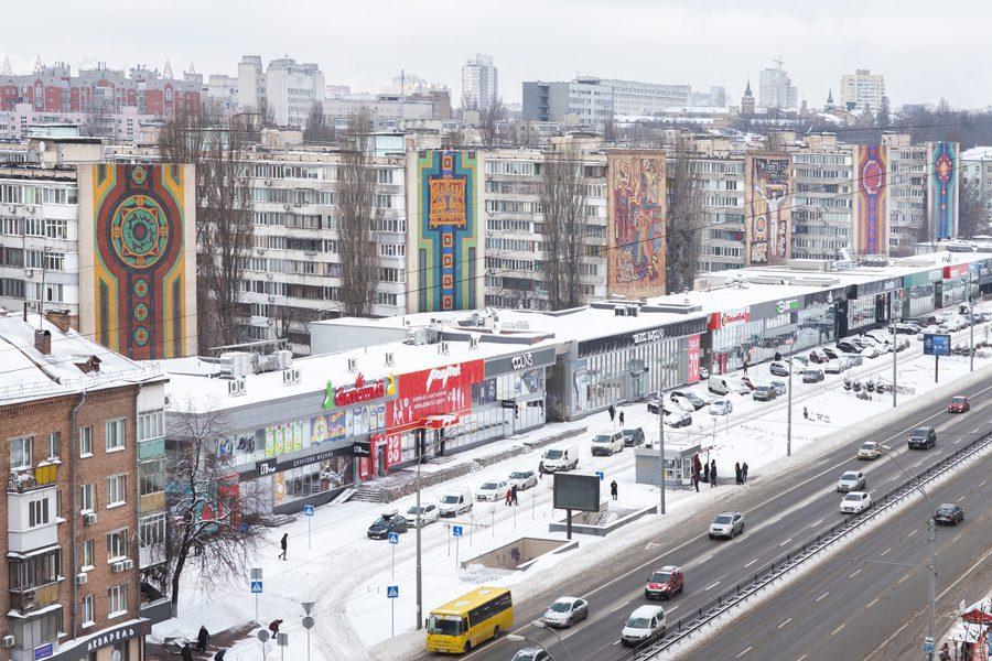 v. lamah i. lytovchenko e - <b>Произведения, которые растворяются в урбанистическом пейзаже.</b> Почему советские мозаики — это искусство и как его спасти - Заборона