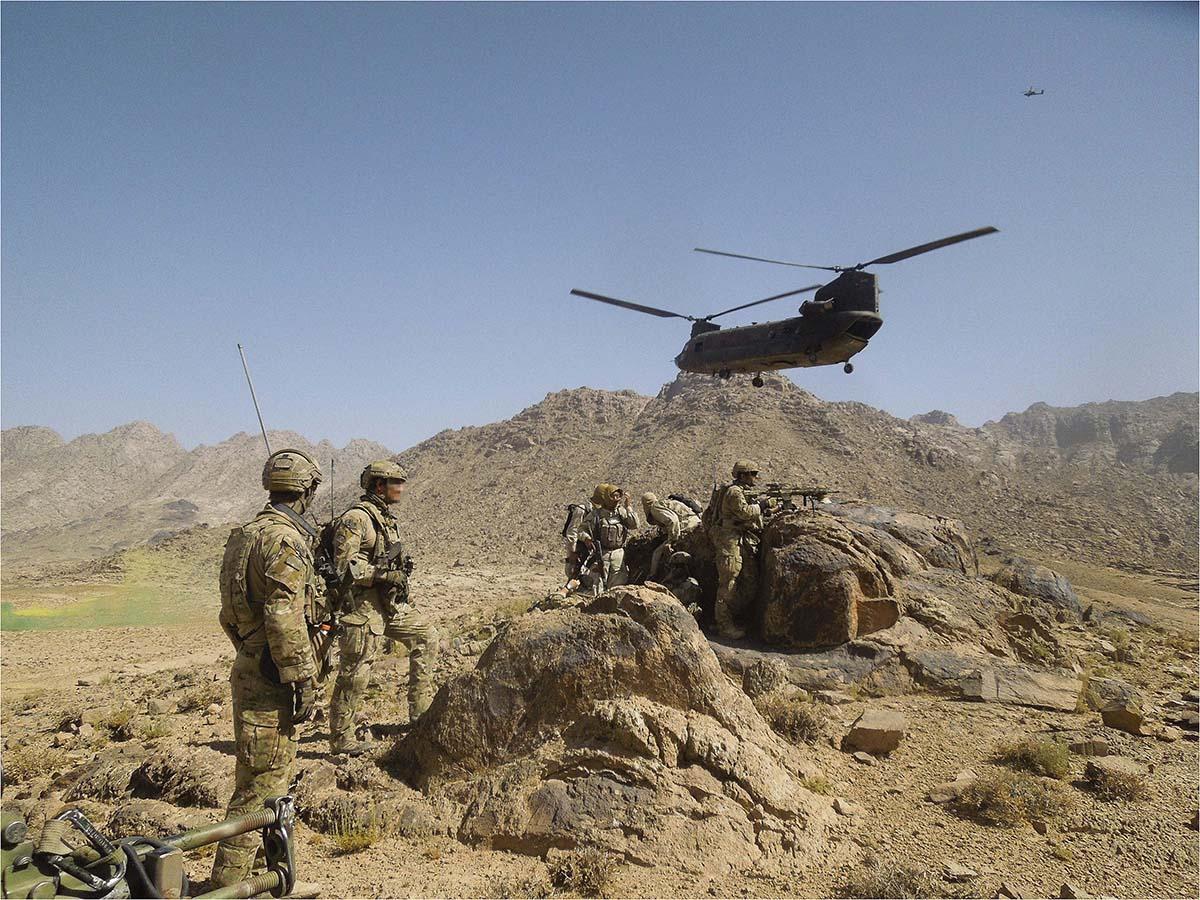 20121203adf0000000 010 - <b>Элитное подразделение армии Австралии казнило пленных и гражданских в Афганистане.</b> Расследование об этом вызвало волну самоубийств среди военных - Заборона