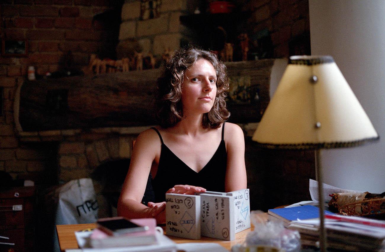2020 10 15 0003 - <b>«Искусство — это о видимости».</b> Художница Анна Звягинцева об опыте материнства, карантине и труде художницы - Заборона