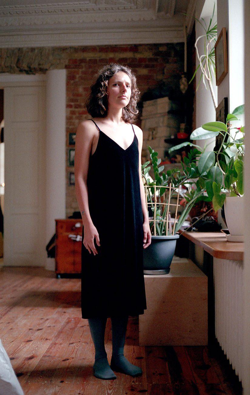 2020 10 15 0012 - <b>«Искусство — это о видимости».</b> Художница Анна Звягинцева об опыте материнства, карантине и труде художницы - Заборона