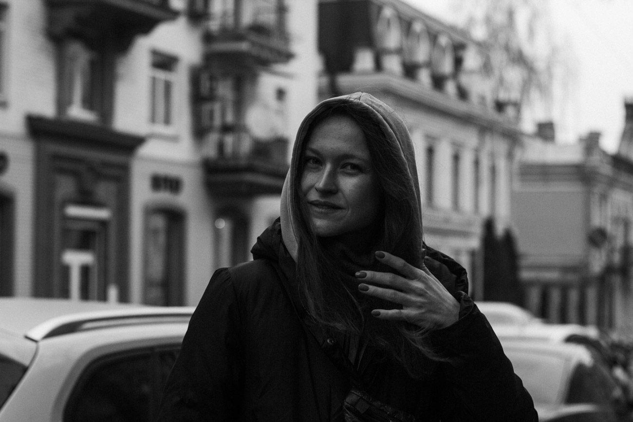 a 11 web - <b>Между Донбассом и Сирией.</b> «Этот дождь никогда не закончится» Алины Горловой - Заборона