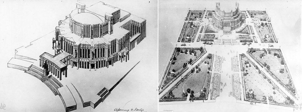 archodess.com1  - <b>«Безродные и буржуазные»:</b> как еврейские архитекторы строили советские города и теряли из-за этого работу - Заборона