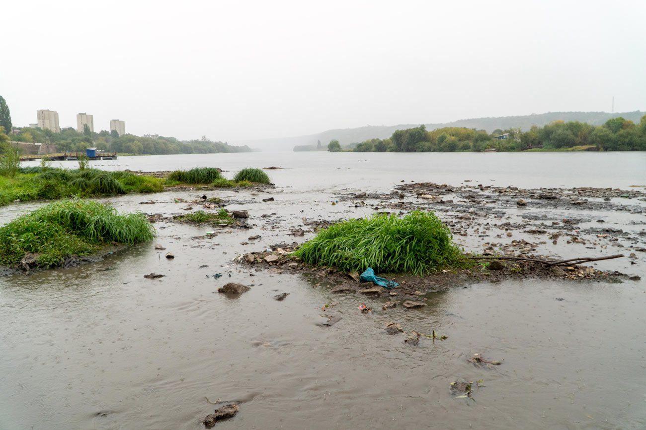 dnister 02 - <b>Днестр - река, ставшая канализацией.</b> Что пьют жители Кишинева? - Заборона