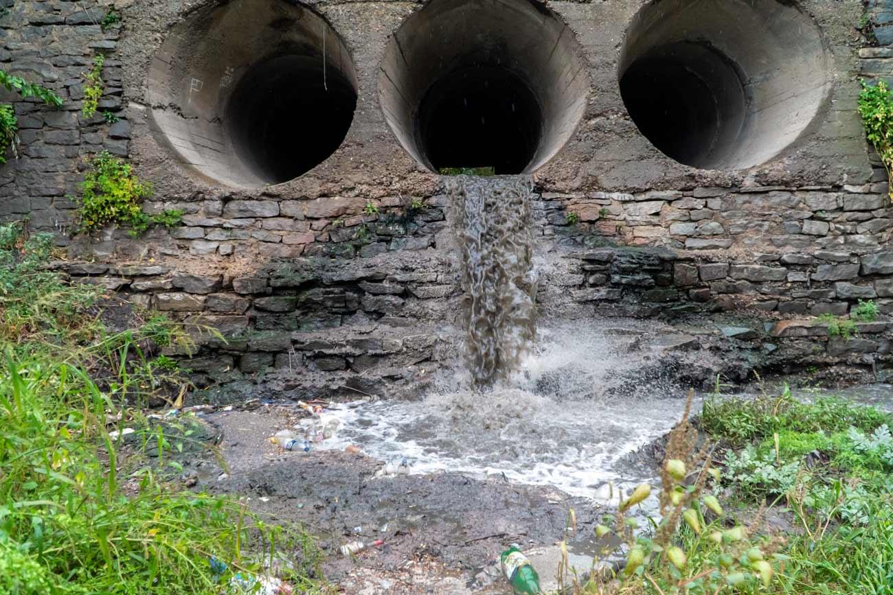 dnister 04 - <b>Днестр - река, ставшая канализацией.</b> Что пьют жители Кишинева? - Заборона