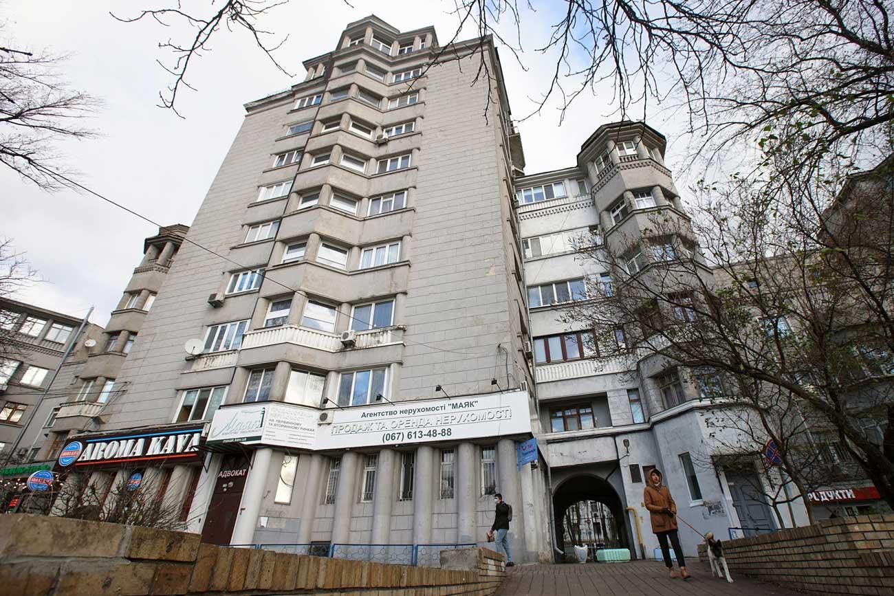 dsc01741 web - <b>«Безродные и буржуазные»:</b> как еврейские архитекторы строили советские города и теряли из-за этого работу - Заборона