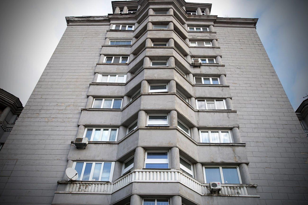 dsc01745 web - <b>«Безродные и буржуазные»:</b> как еврейские архитекторы строили советские города и теряли из-за этого работу - Заборона