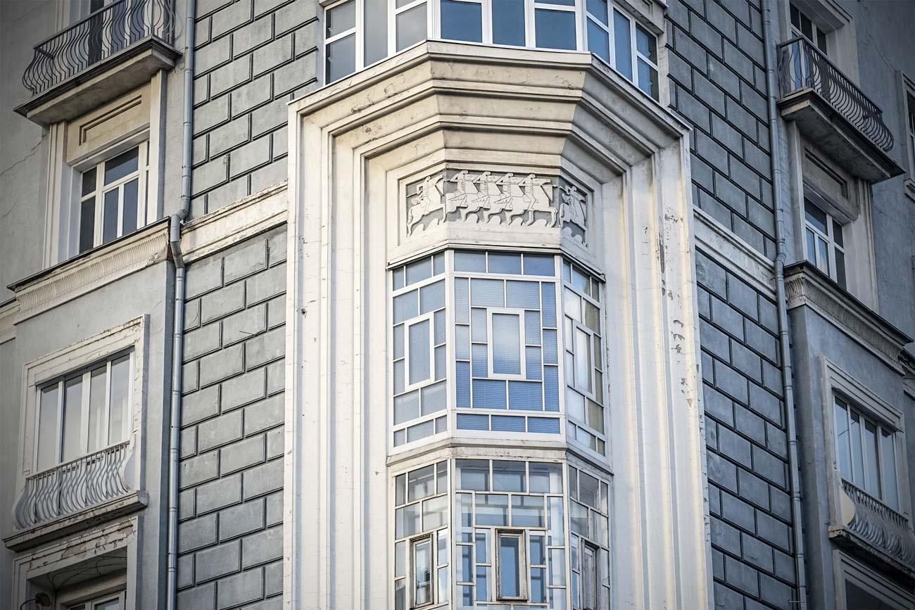 dsc01798 web - <b>«Безродные и буржуазные»:</b> как еврейские архитекторы строили советские города и теряли из-за этого работу - Заборона