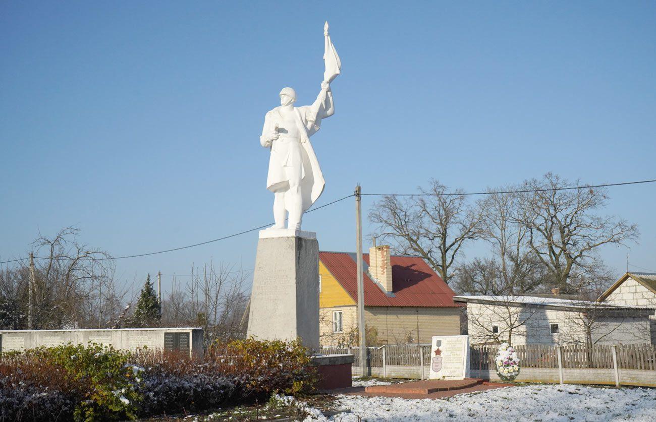 euroradio 04 rez - <b>«Мы тут все братья и сестры».</b> Как живет украино-беларуская граница - Заборона