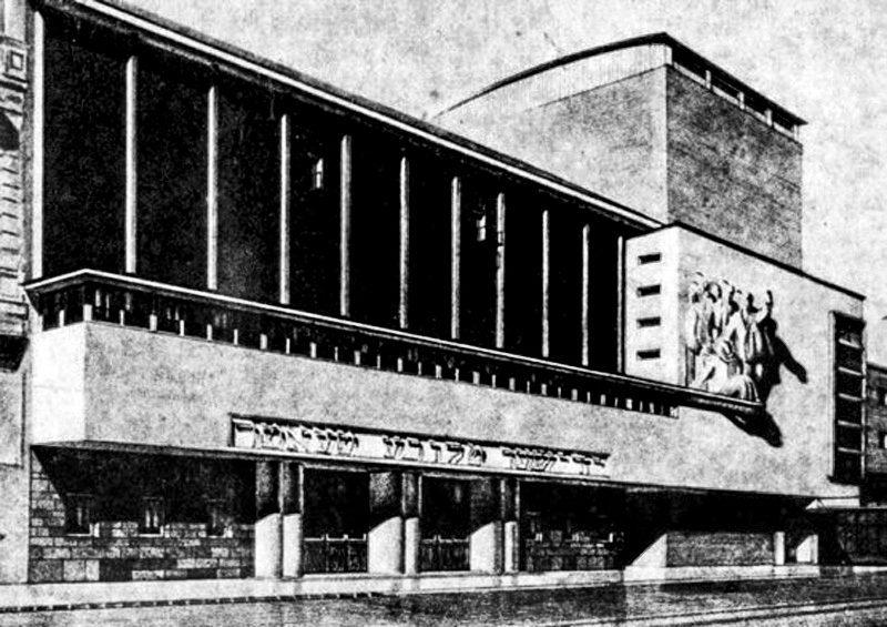evteatr - <b>«Безродные и буржуазные»:</b> как еврейские архитекторы строили советские города и теряли из-за этого работу - Заборона