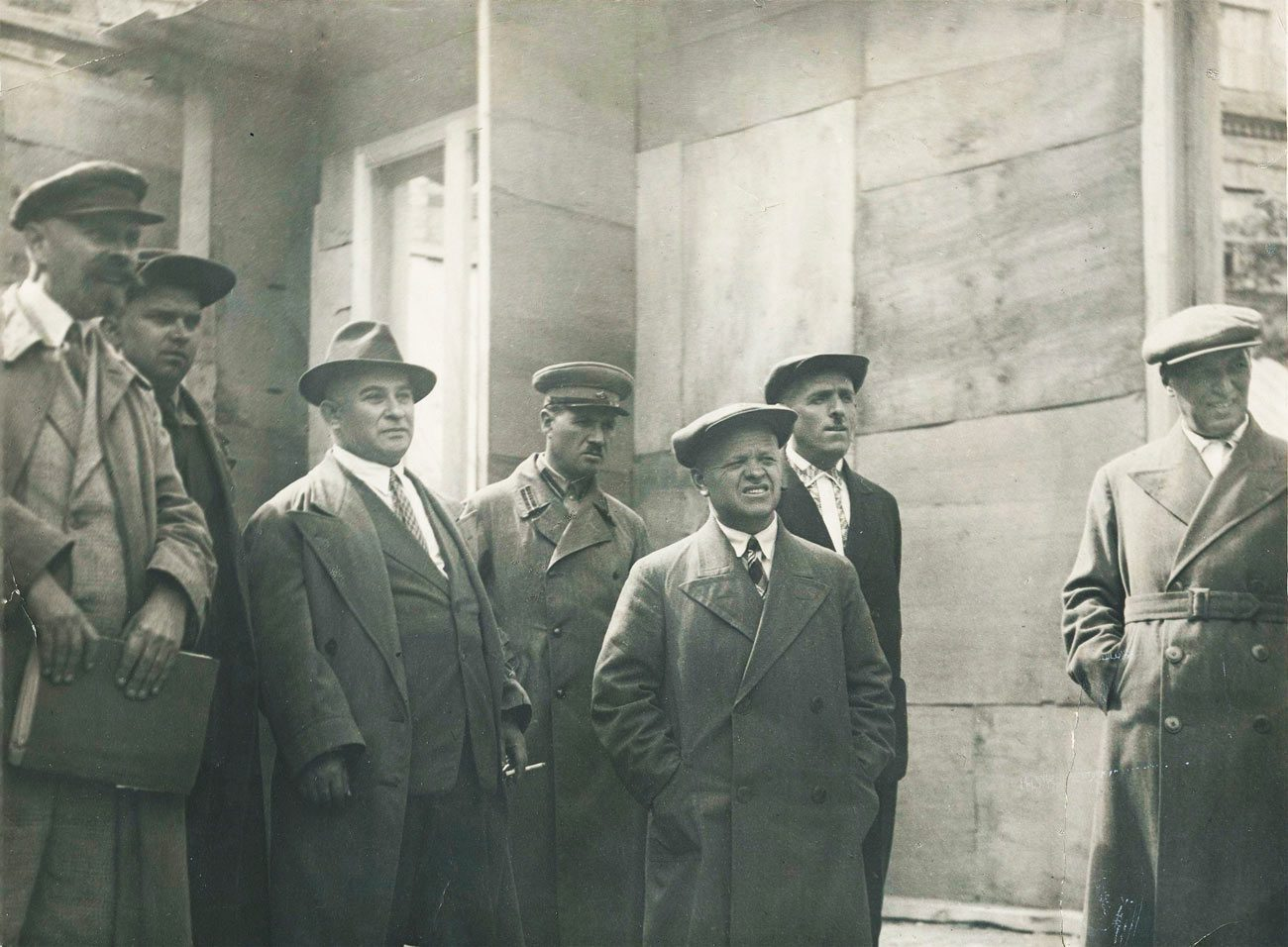 langbard u kiєvi 1936 - <b>«Безродные и буржуазные»:</b> как еврейские архитекторы строили советские города и теряли из-за этого работу - Заборона