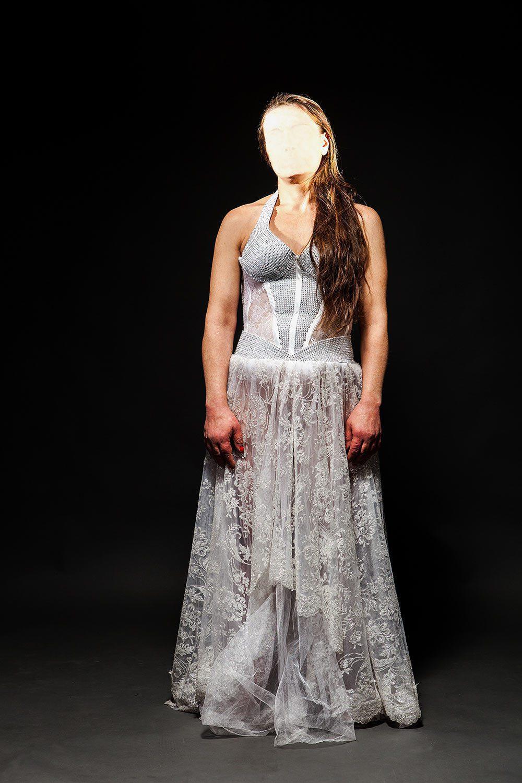 marchenko reusable objects 05 - <b>Свадебное платье не используют дважды.</b> Ксения Марченко — в «Уровне цензуры» - Заборона