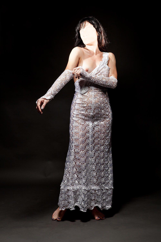marchenko reusable objects 06 - <b>Свадебное платье не используют дважды.</b> Ксения Марченко — в «Уровне цензуры» - Заборона