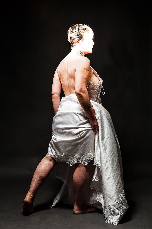 marchenko reusable objects 07 - <b>Свадебное платье не используют дважды.</b> Ксения Марченко — в «Уровне цензуры» - Заборона