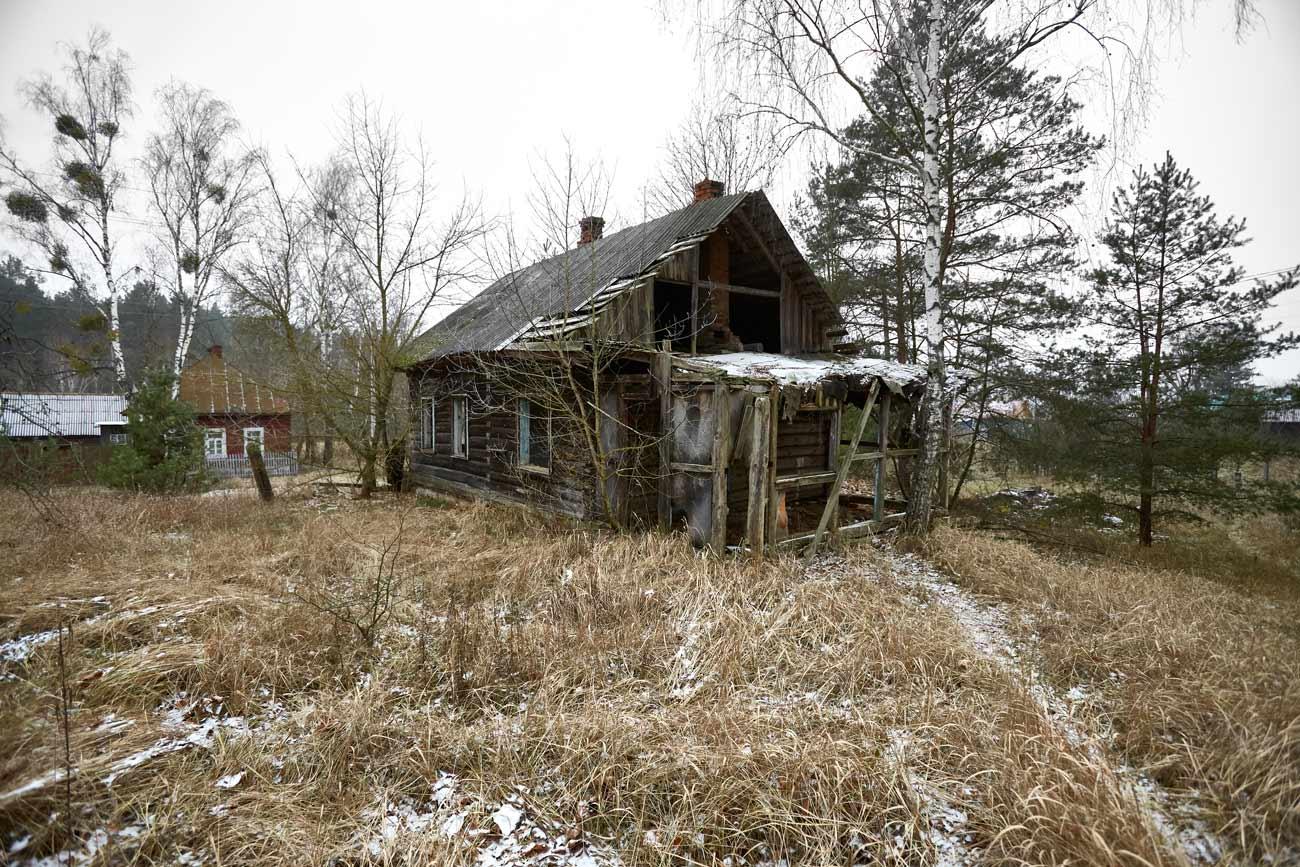 novi yarylovychi 06 - <b>«Мы тут все братья и сестры».</b> Как живет украино-беларуская граница - Заборона