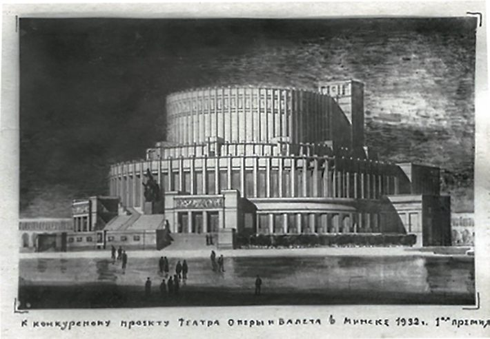 planetabelarus.by  - <b>«Безродные и буржуазные»:</b> как еврейские архитекторы строили советские города и теряли из-за этого работу - Заборона