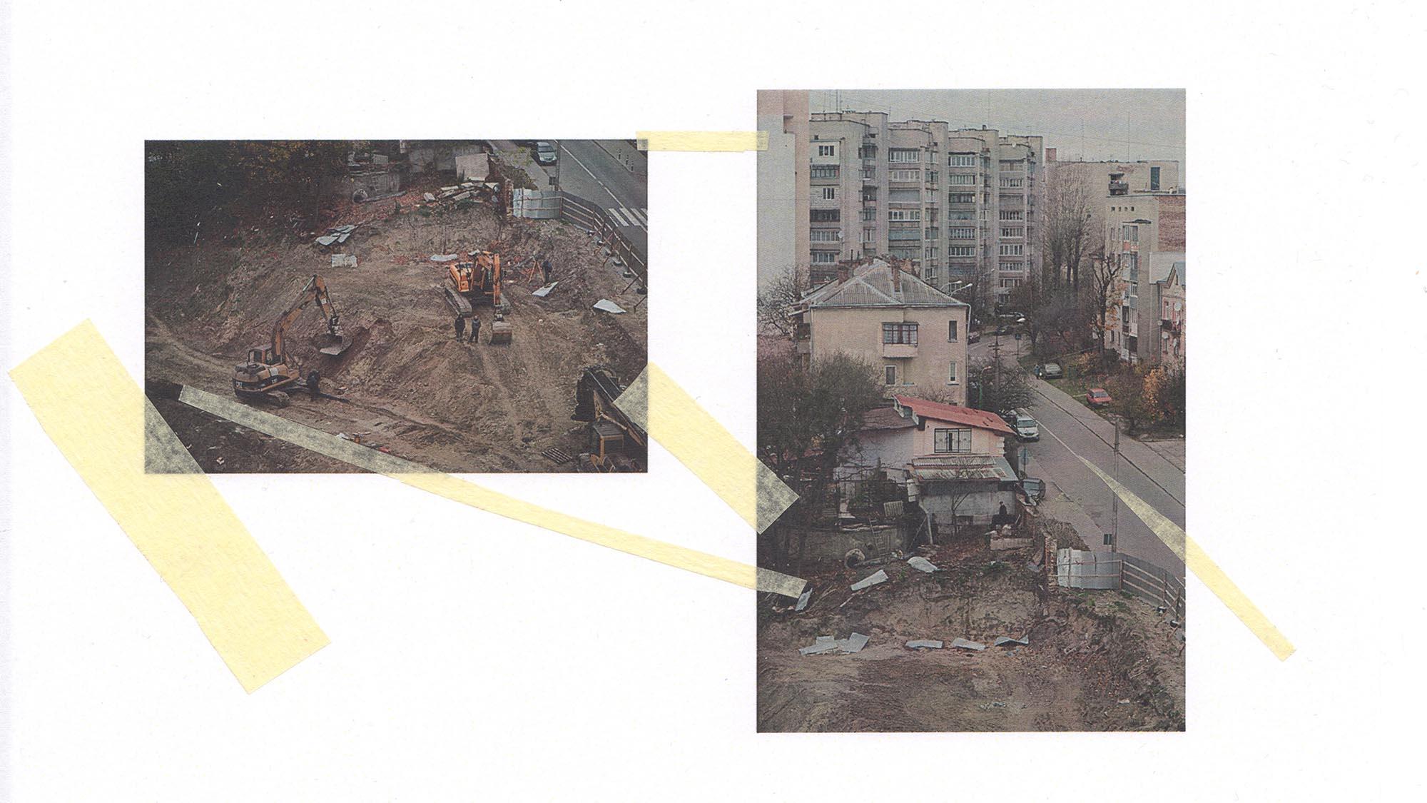 z sayenko 19 censorship 051220 - <b>Спи міцно, моє будівництво.</b> Проєкт Олесі Саєнко — у «Рівні цензури» - Заборона