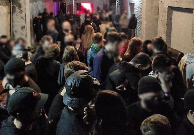 zakryta vechirka v keller bar - <b>«Ментовский прием эпохи нулевых».</b> Как полиция и Муниципальная варта нападают на киевские клубы и почему это опасно - Заборона