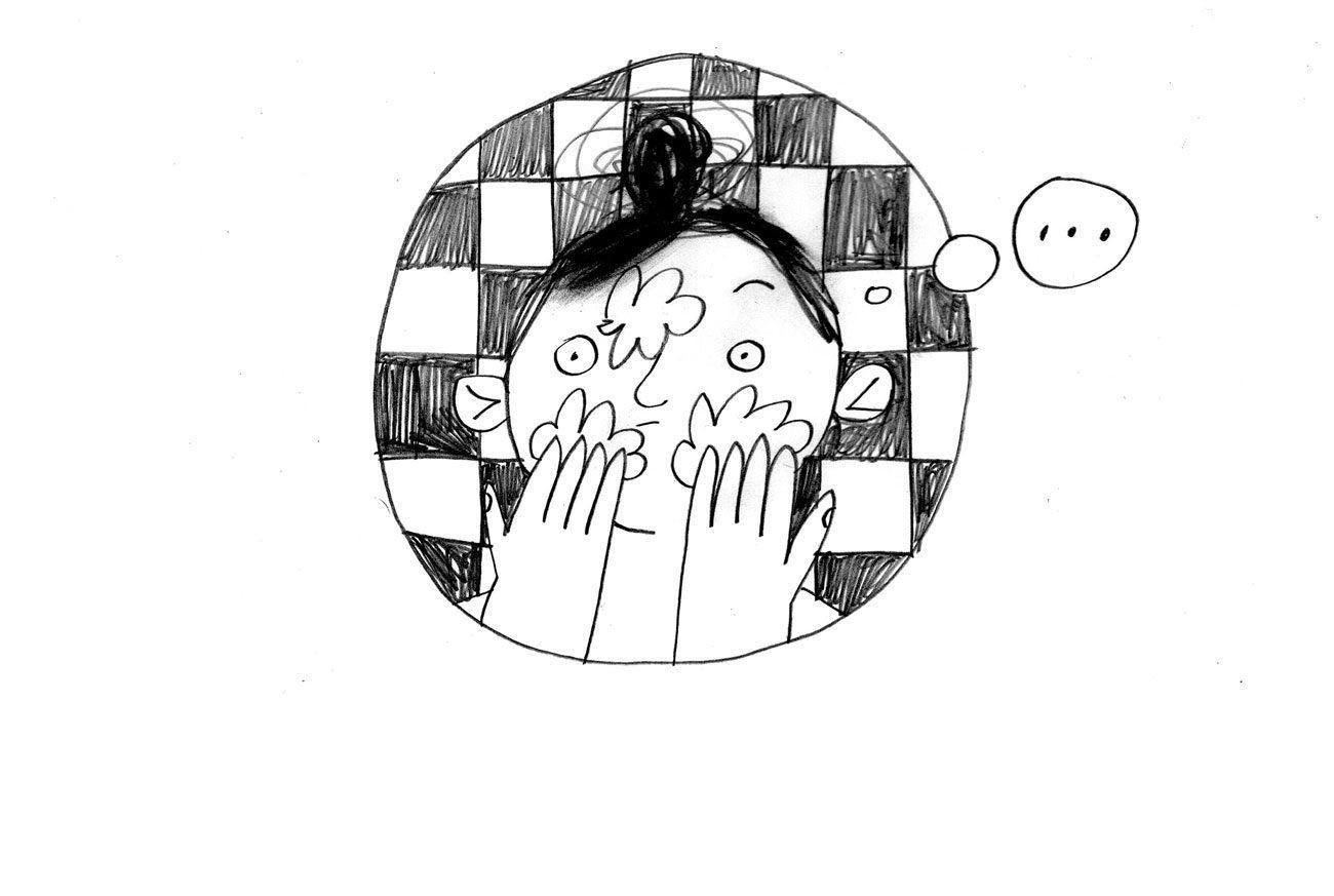comics oliynik 05 2 - <b>Вам дісталася сумна дитина.</b> Комікс Жені Олійник про те, як депресія впливає на стосунки - Заборона
