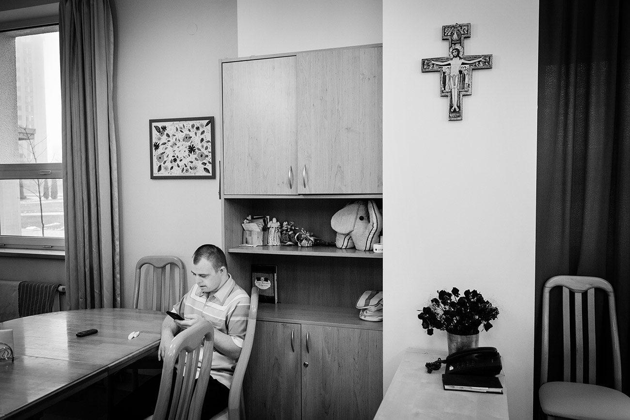 emaus house 06 - <b>Дом для друзей.</b> Как устроен дом сопровождаемого проживания во Львове и почему такие заведения важны - Заборона