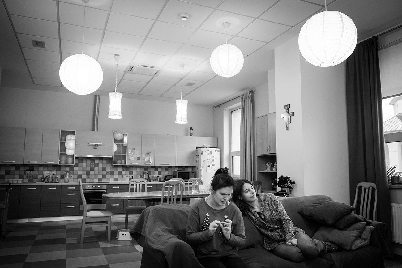 emaus house 09 - <b>Дом для друзей.</b> Как устроен дом сопровождаемого проживания во Львове и почему такие заведения важны - Заборона