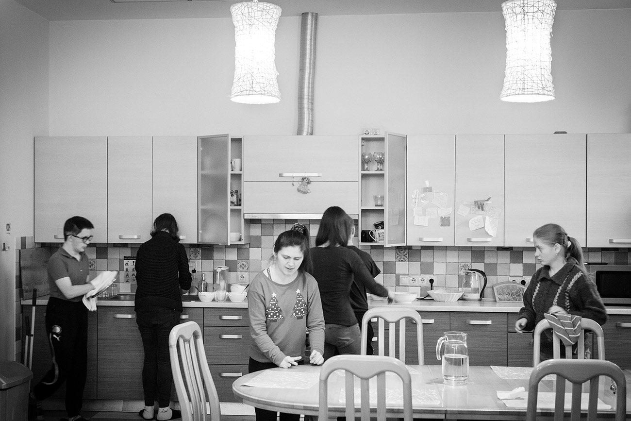 emaus house 14 - <b>Дом для друзей.</b> Как устроен дом сопровождаемого проживания во Львове и почему такие заведения важны - Заборона