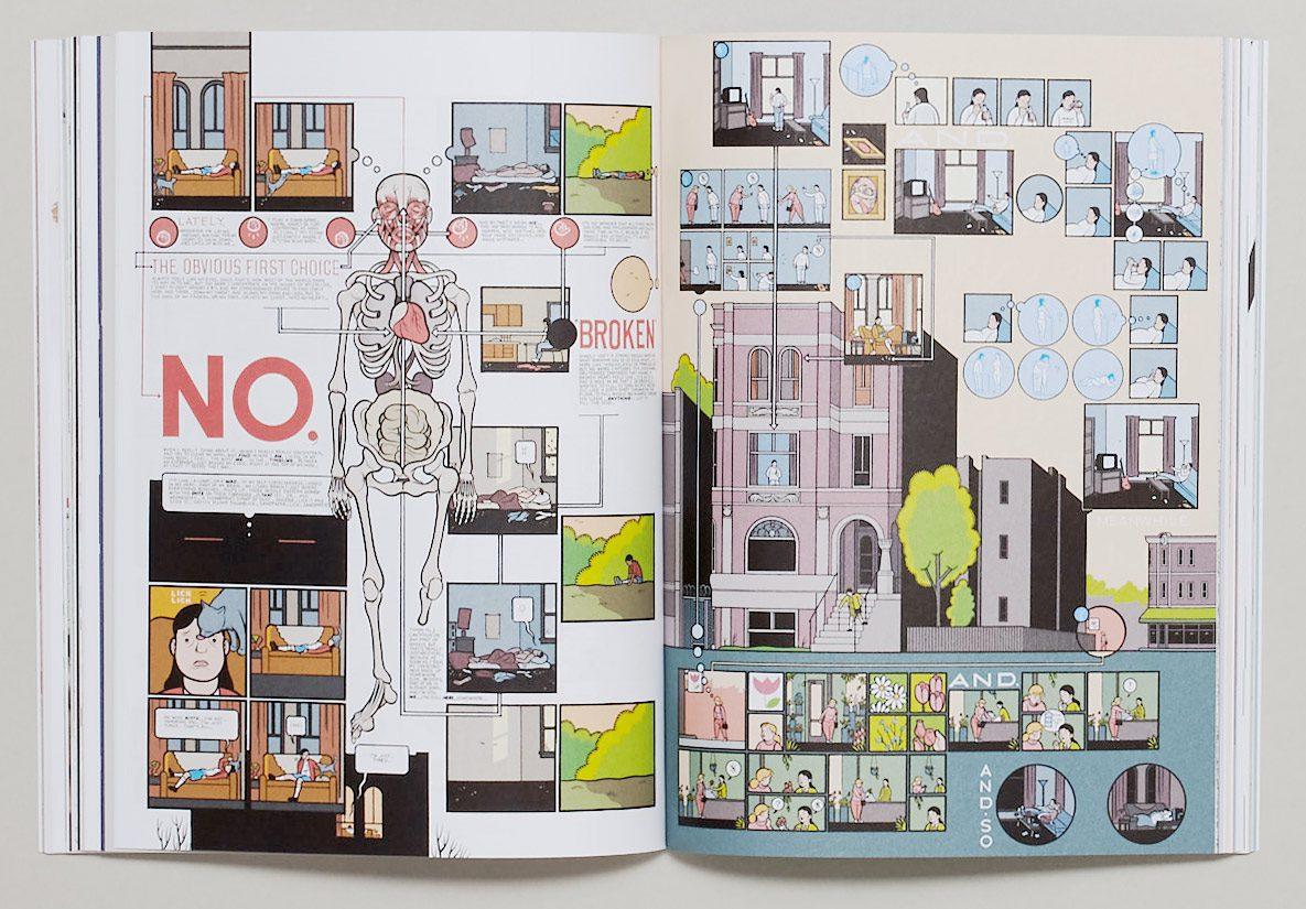 fukt 02 - <b>«Весна в Чорнобилі», «Блайндмен», «Жіноча праця» та інші комікси</b> — огляд найцікавіших графічних новел - Заборона