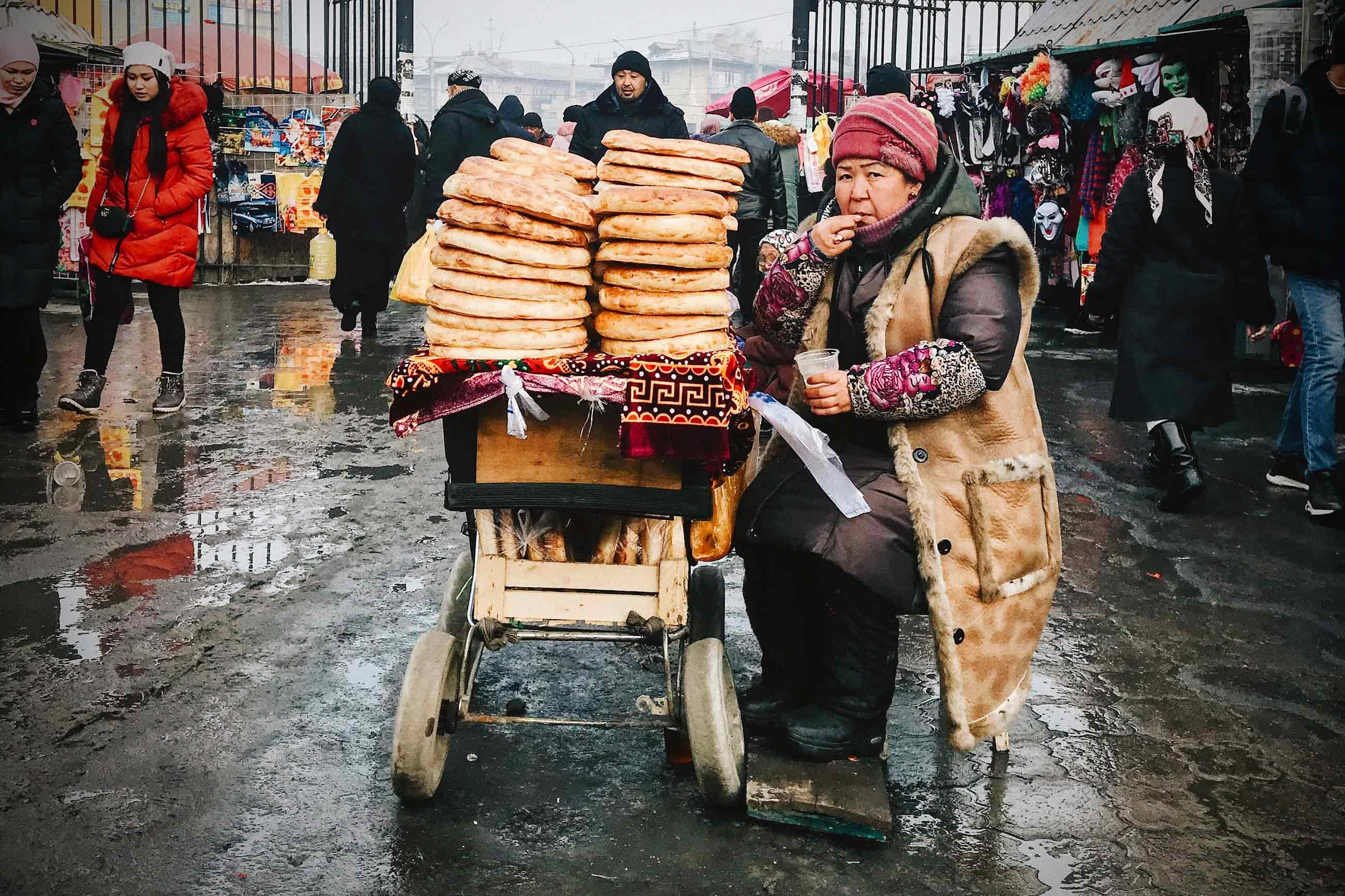 irene strong unsplash - <b>Kyrgyzstan's New President,</b> His Criminal Past and How He Seized Parliament by Force: A Detailed Account - Заборона