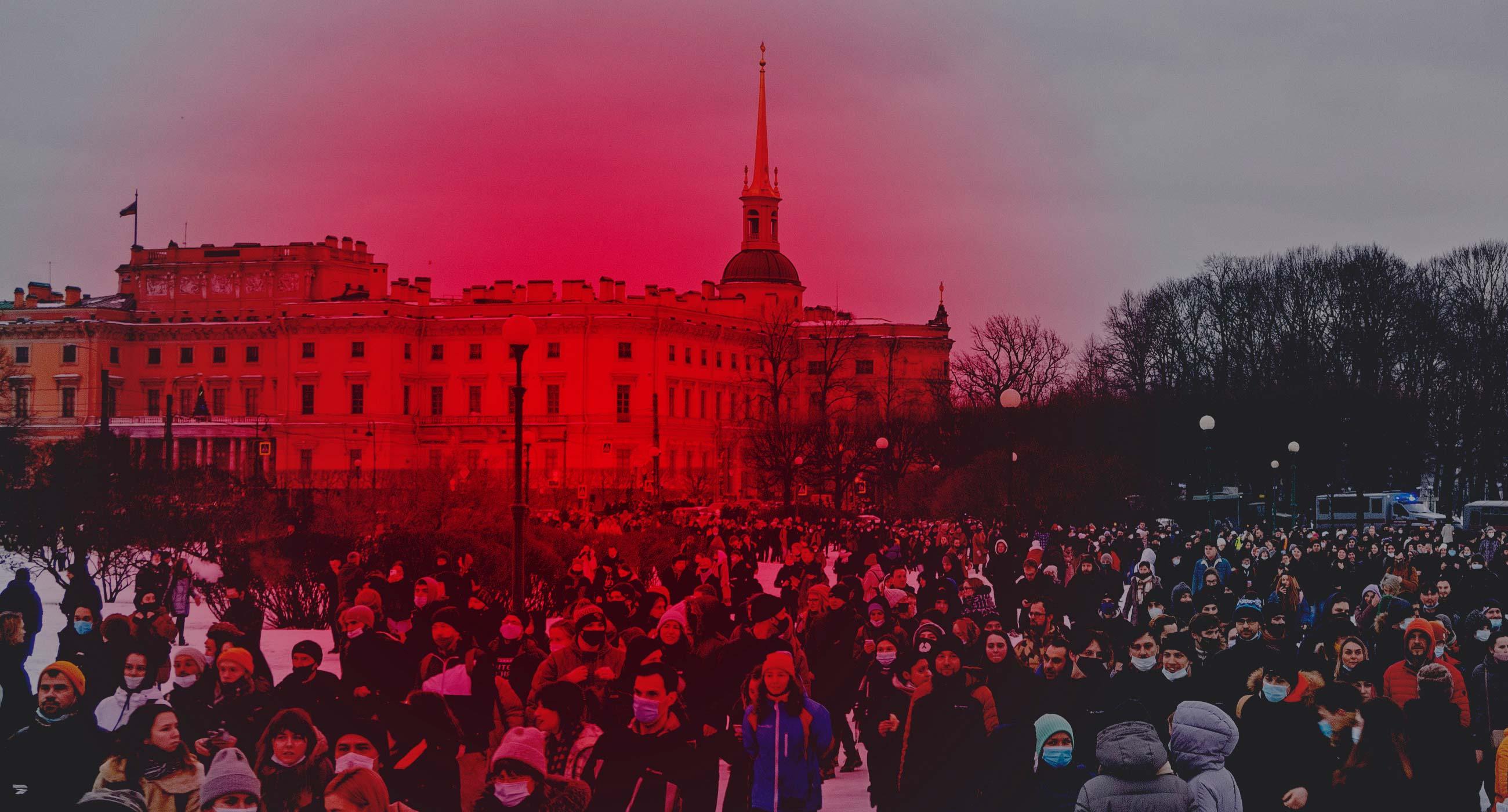 У Росії масові протести проти Путіна — ми поговорили з тими, хто вийшов на них