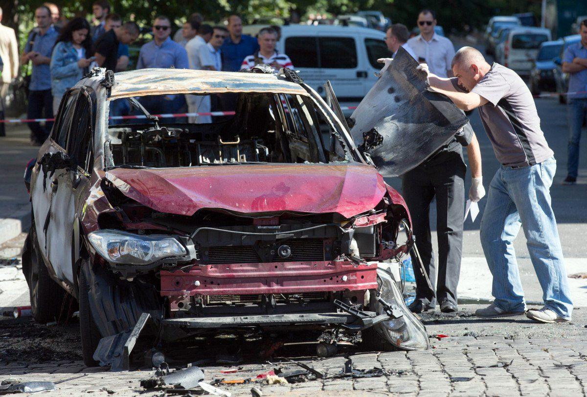 sheremet 01 - <b>«Сделаем закладку, чтоб ни рук, ни ног не собрали».</b> Беларуские спецслужбы, вероятно, планировали убийство Павла Шеремета - Заборона