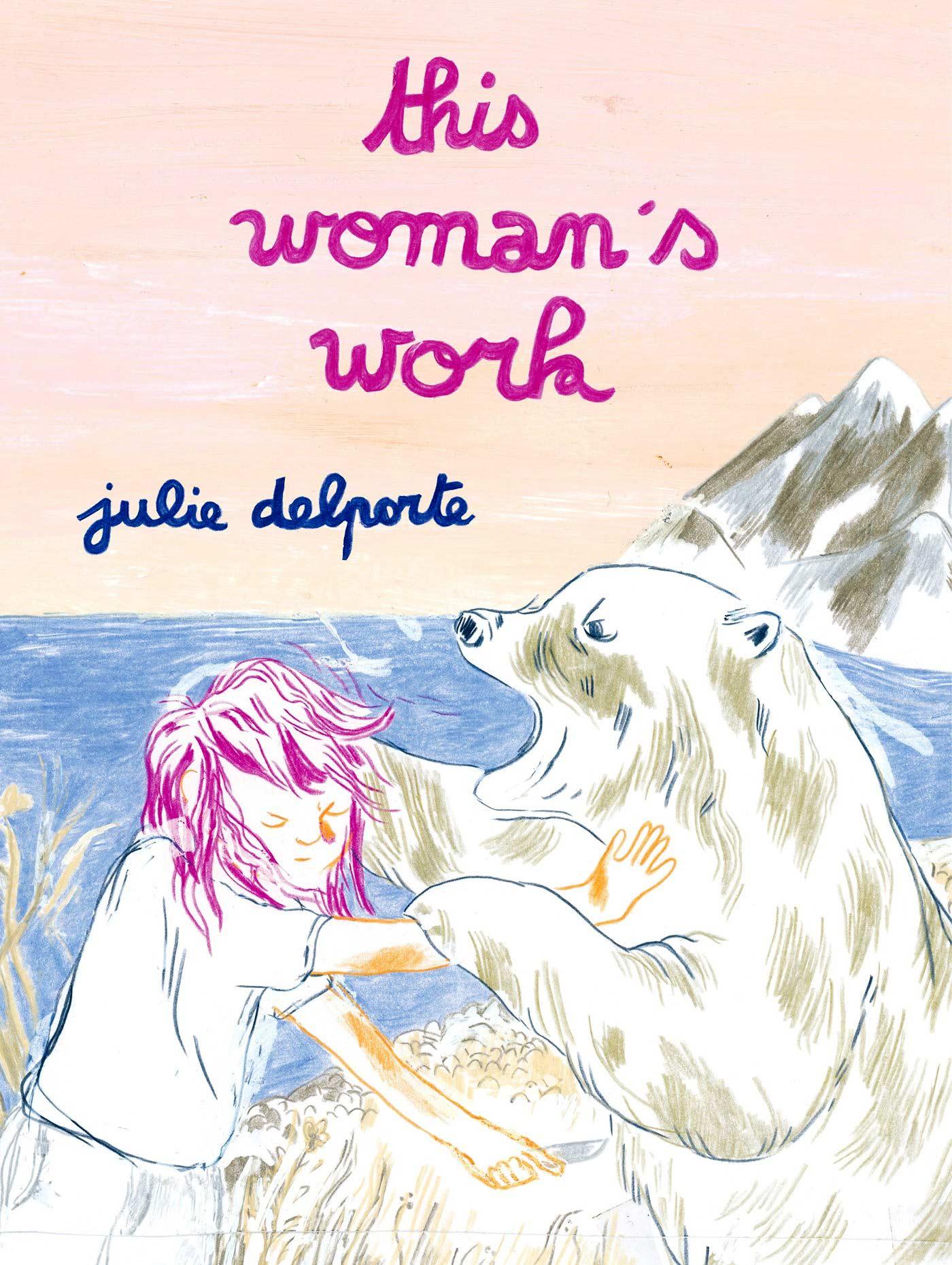 this woman s 01 - <b>«Весна в Чорнобилі», «Блайндмен», «Жіноча праця» та інші комікси</b> — огляд найцікавіших графічних новел - Заборона
