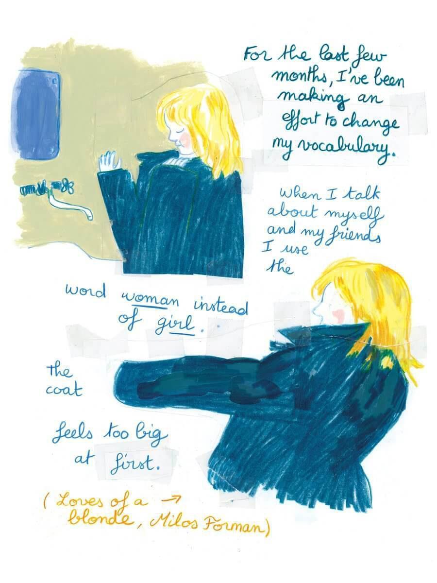 this woman s 02 - <b>«Весна в Чорнобилі», «Блайндмен», «Жіноча праця» та інші комікси</b> — огляд найцікавіших графічних новел - Заборона