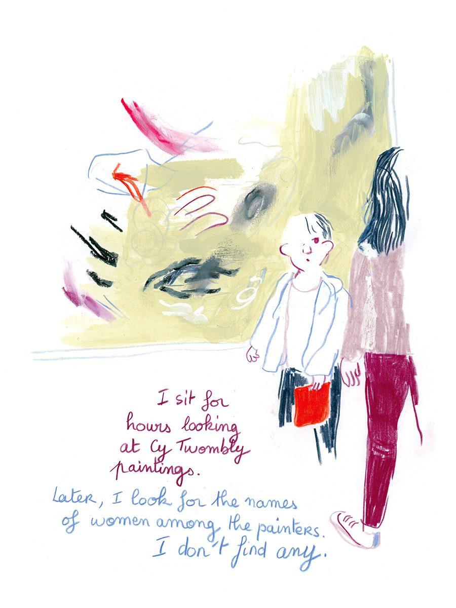 this woman s 04 - <b>«Весна в Чорнобилі», «Блайндмен», «Жіноча праця» та інші комікси</b> — огляд найцікавіших графічних новел - Заборона