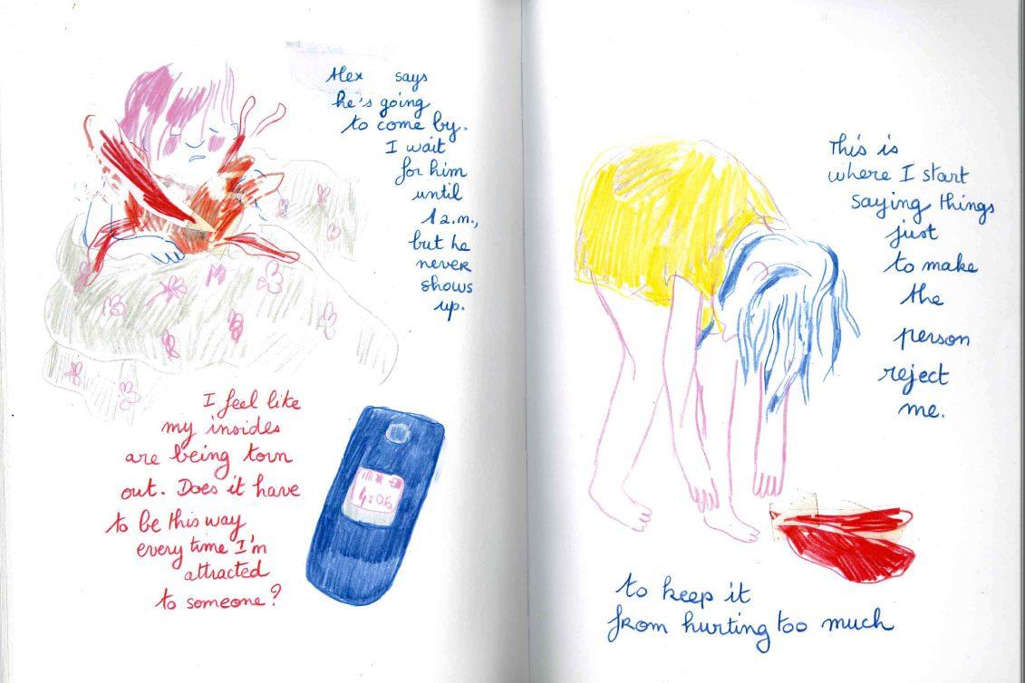 this woman s 06 - <b>«Весна в Чорнобилі», «Блайндмен», «Жіноча праця» та інші комікси</b> — огляд найцікавіших графічних новел - Заборона