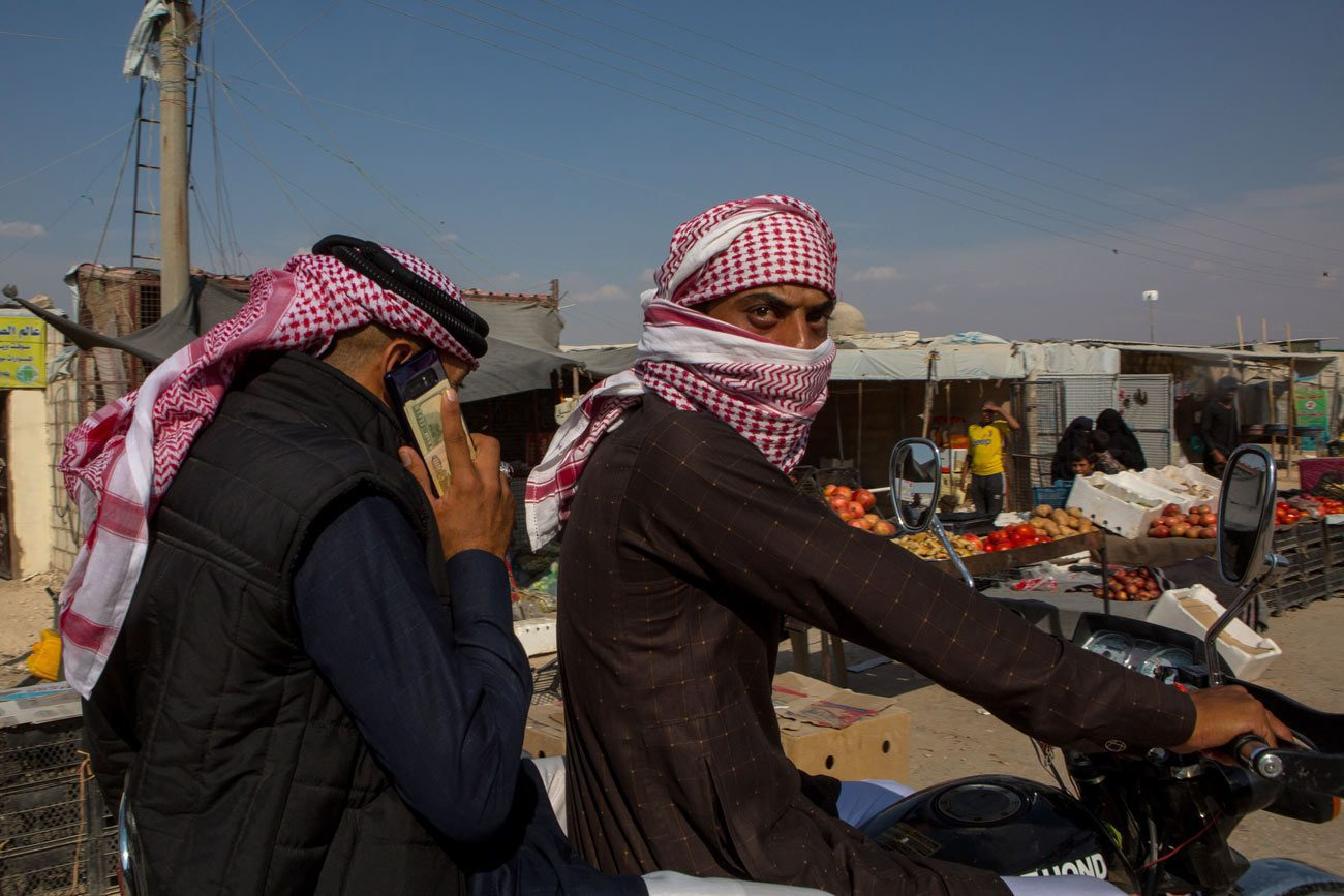 voa in al hol camp syria 17 october 2019 04 - <b>Khadija and Her Boys.</b> What It's Like Searching for Family Lost in the Islamic State - Заборона