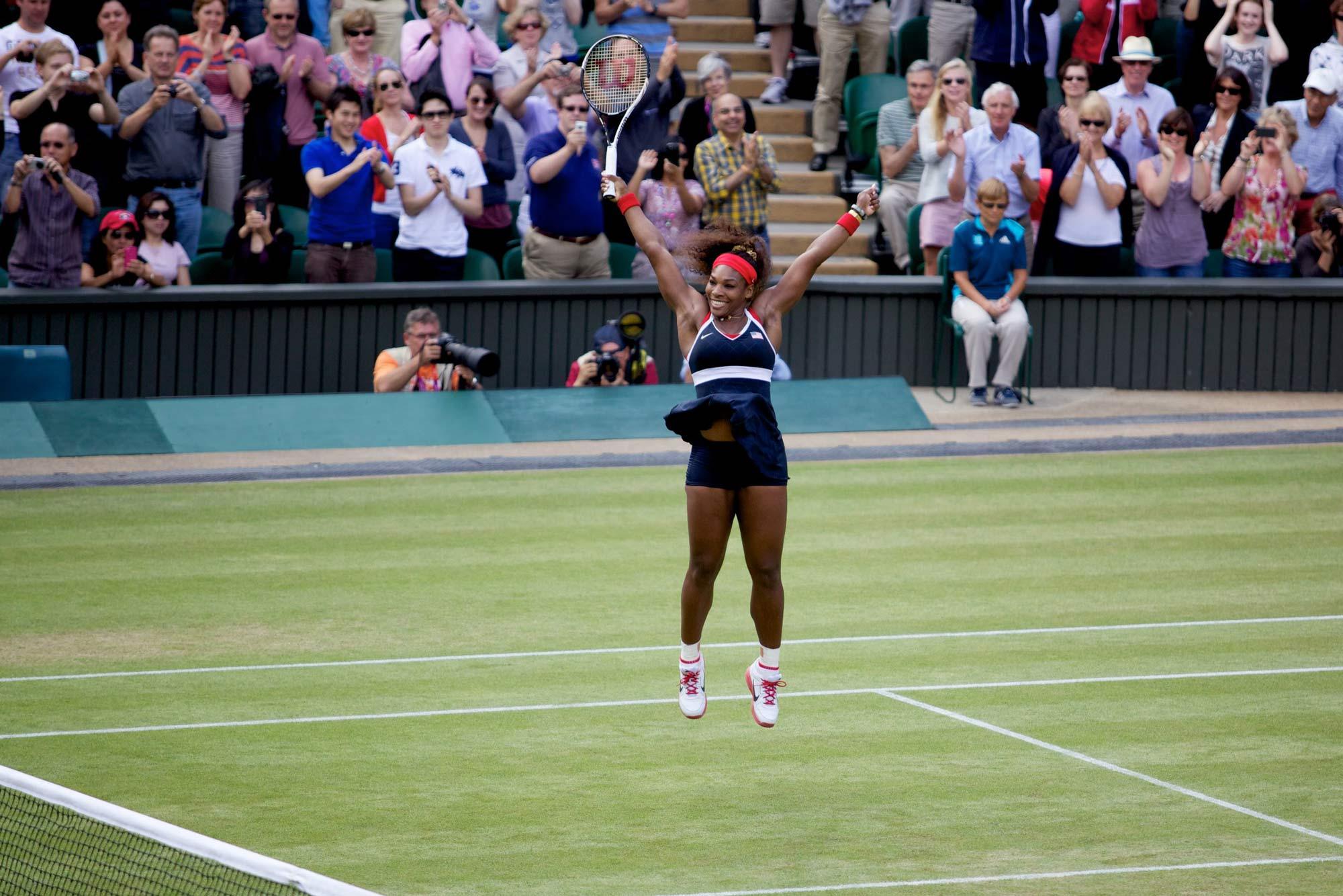 women sport serena - <b>«Если ты профессионалка, то это случайность».</b> Как дискриминируют женщин в спорте - Заборона