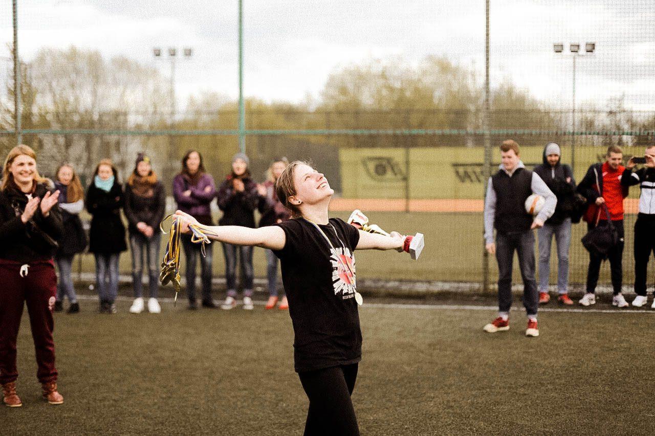women sport sliusarenko - <b>«Если ты профессионалка, то это случайность».</b> Как дискриминируют женщин в спорте - Заборона