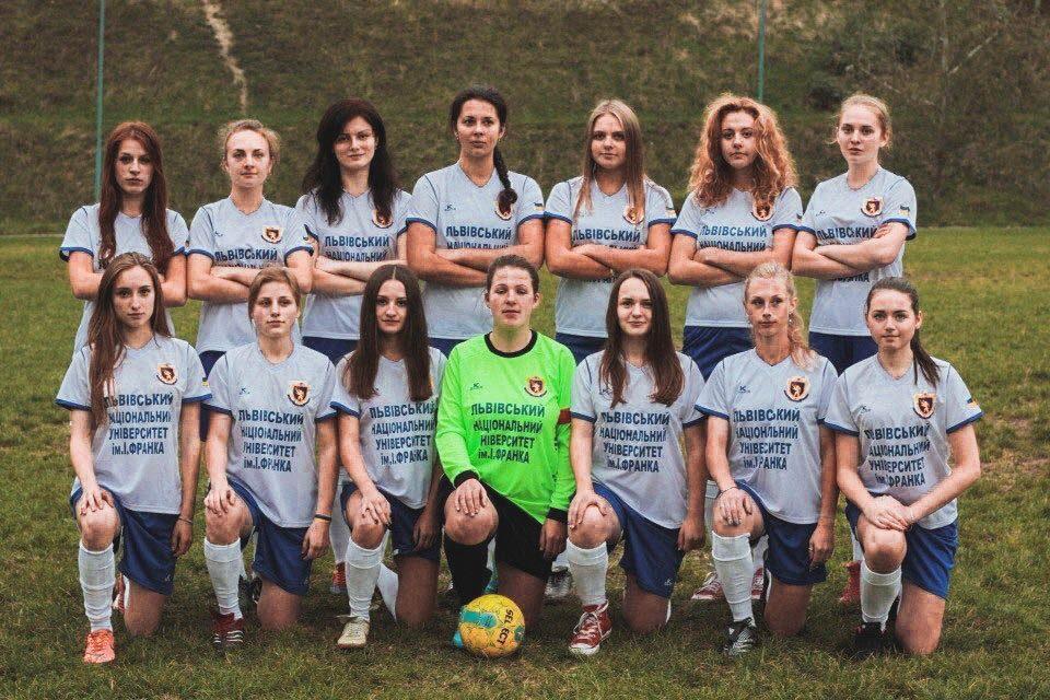 women sport sliusarenko team 01 - <b>«Если ты профессионалка, то это случайность».</b> Как дискриминируют женщин в спорте - Заборона
