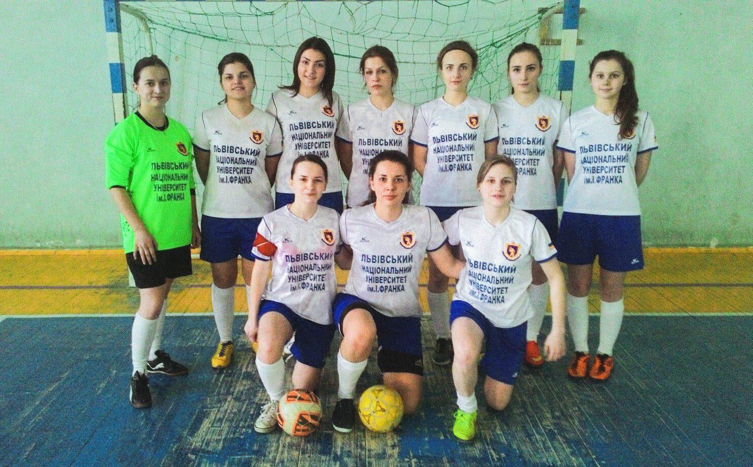 women sport sliusarenko team 02 - <b>«Если ты профессионалка, то это случайность».</b> Как дискриминируют женщин в спорте - Заборона