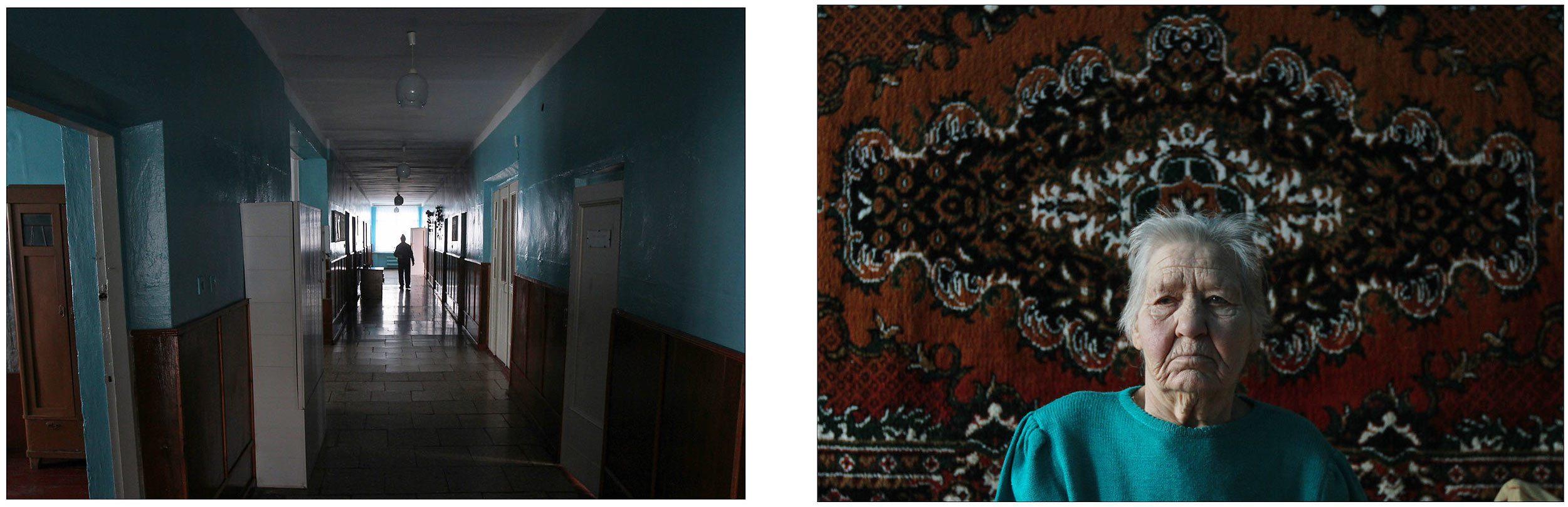 05 06 ch kharchenko 1 - <b>«Старі сидять голі, у самих футболках і памперсах».</b> Журналістка Заборони розповідає, як шукала будинок літніх людей для своєї бабусі - Заборона