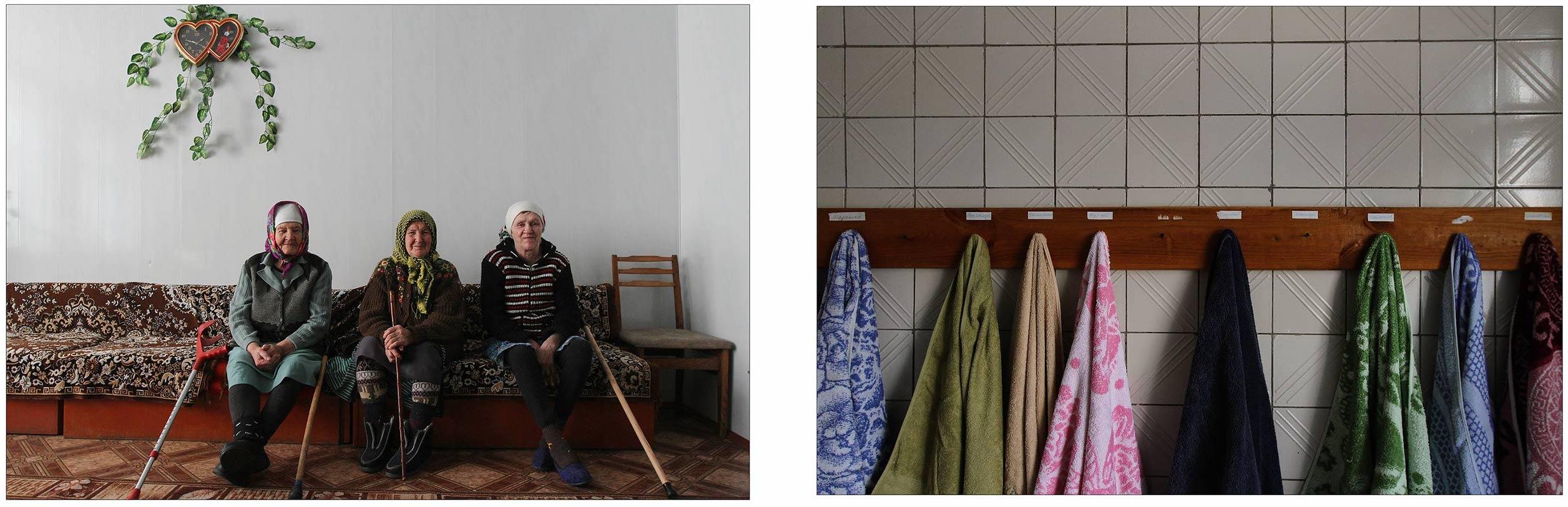 11 12 ch kharchenko 1 - <b>«Старі сидять голі, у самих футболках і памперсах».</b> Журналістка Заборони розповідає, як шукала будинок літніх людей для своєї бабусі - Заборона