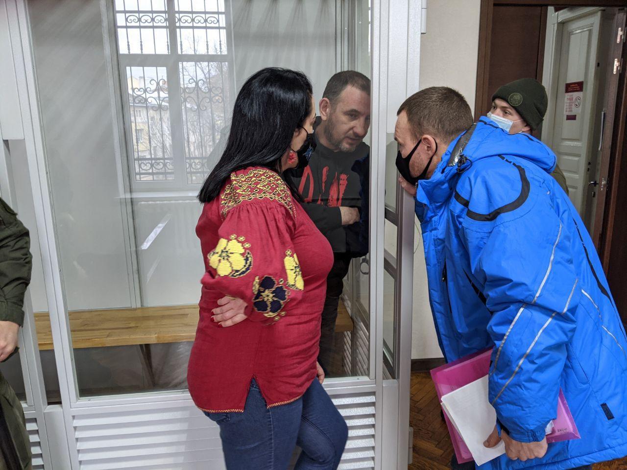 hryshchenko couple and lawyers - <b>Безславні підривники.</b> Історія двох підозрюваних у справі Шеремета — і цілої кримінальної системи. Частина 1 - Заборона