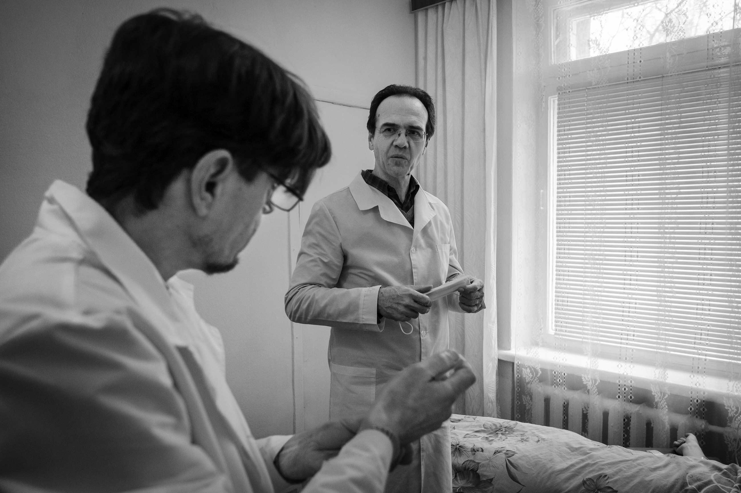 ketamine dsc03146 - <b>From Party Drug to Medicine:</b> How Ketamine is Used to Treat Depression in Ukraine - Заборона