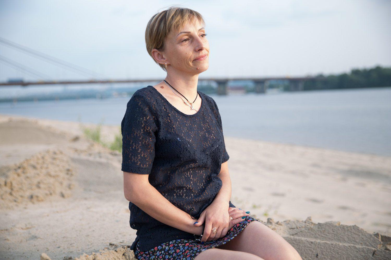 maryna gridina 02 - <b>«Мне говорили: есть нормальные люди, а есть ты».</b> Почему бывшие секс-работницы хотят декриминализировать сферу секс-услуг - Заборона