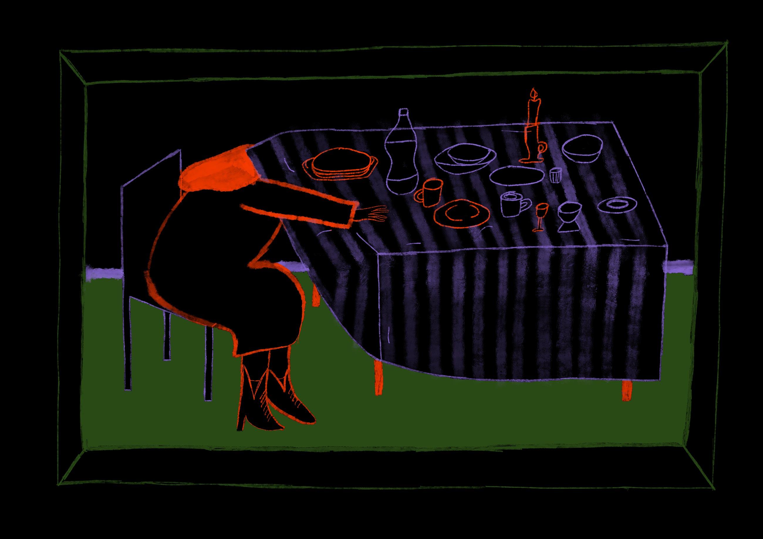 my pet spider 01 - <b>«Ім'я в мене було одне — корова або свиня».</b> Як живуть люди з розладами харчової поведінки й чому це дуже небезпечне захворювання - Заборона