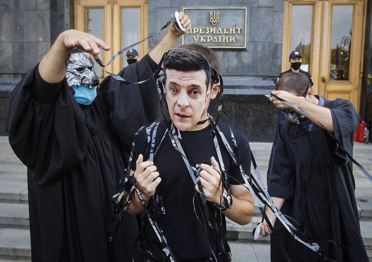 oask court 1005473 - <b>Окружний адмінсуд Києва роками намагався захопити владу в Україні.</b> Розповідаємо, як він став символом занепаду правосуддя - Заборона