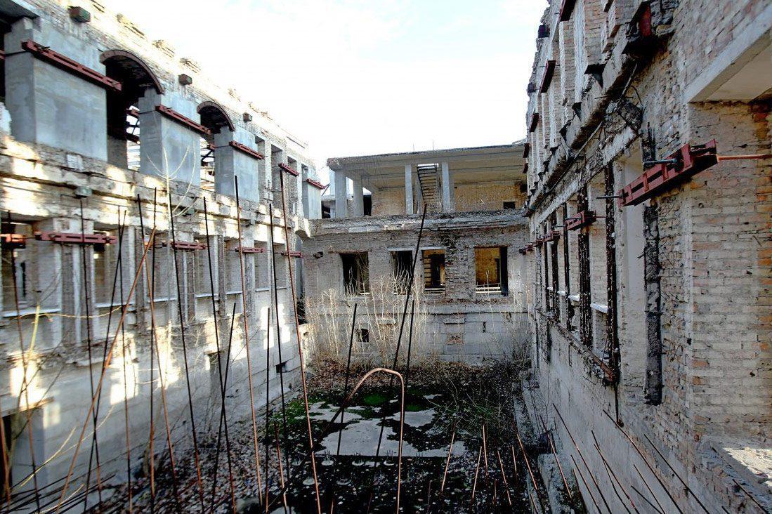 save architecture 939224 - <b>Как действовать, когда кто-то разрушает историческое здание в городе.</b> Доступная инструкция от Забороны и архитекторов - Заборона