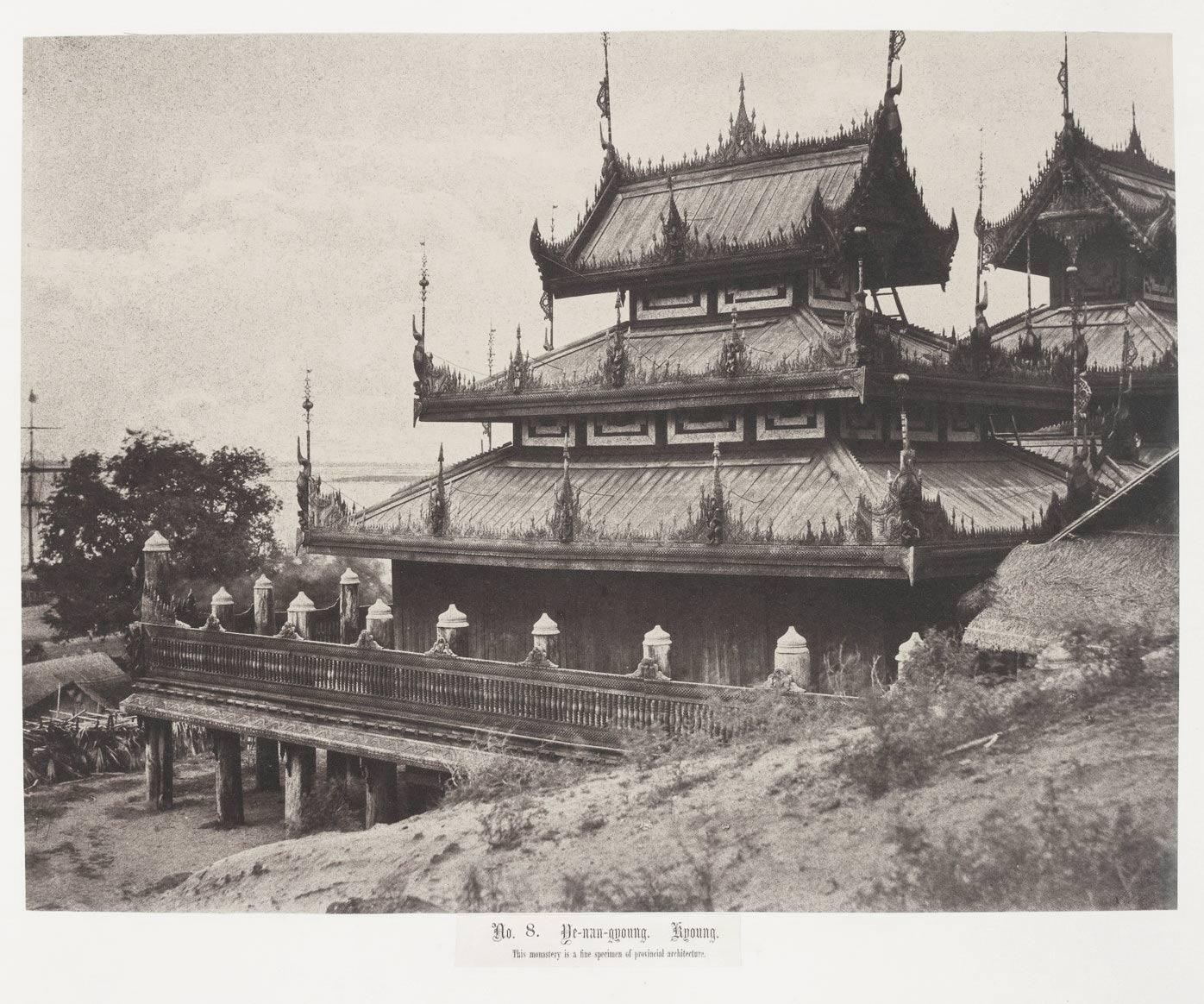 ye nan gyoung monastery - <b>У М'янмі переворот, владу (знову) захопила військова хунта.</b>  За її правління був геноцид народу рогінджа - Заборона