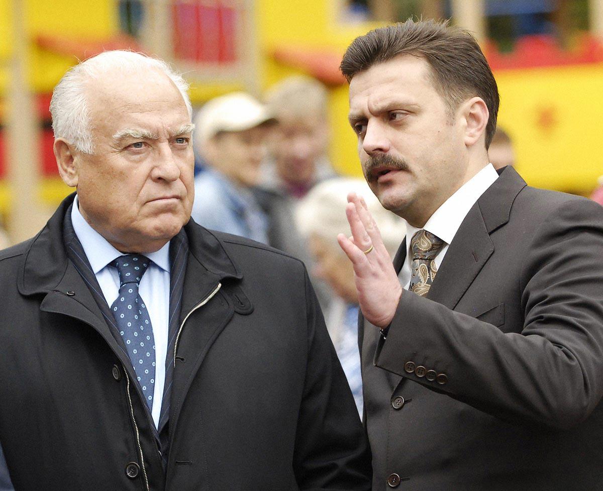 chernomyrdin derkach - <b>Kilimnik and Derkach:</b> Defrauding Democracy Across Two Continents - Заборона