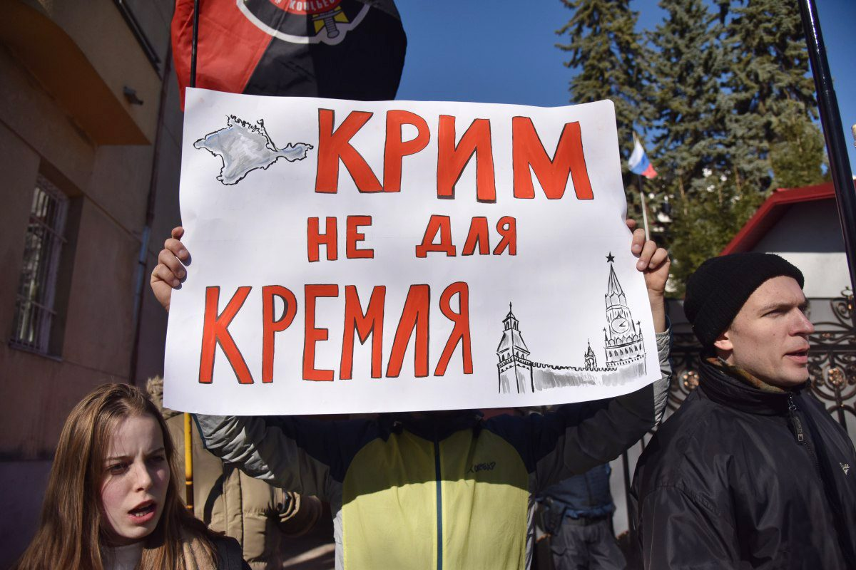 crimea and world 04 - <b>«Мы семь лет говорили лозунгами».</b> Рассказываем, как мир и Украина борются за деоккупацию Крыма - Заборона