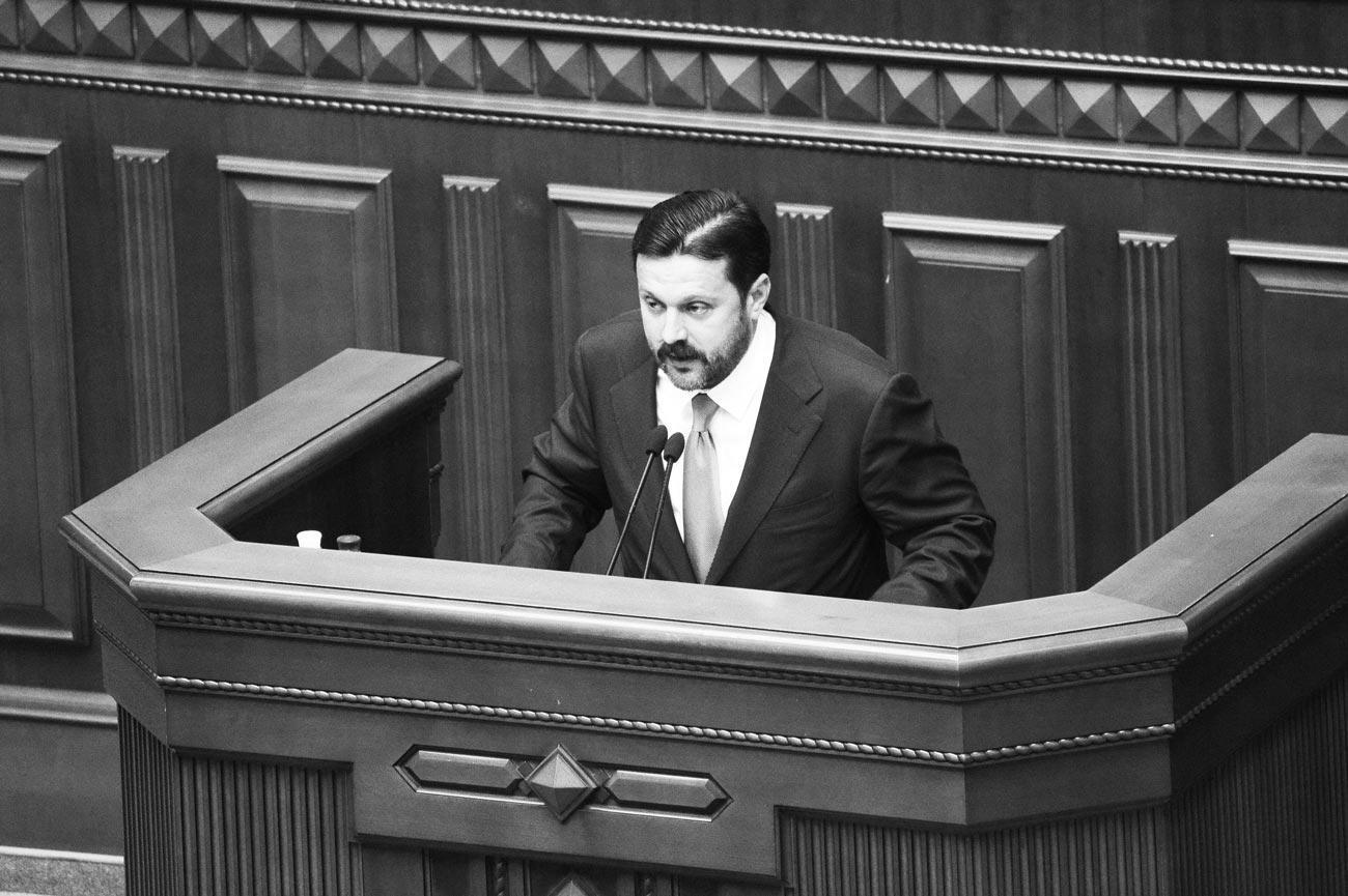 derkach andriy - <b>Kilimnik and Derkach:</b> Defrauding Democracy Across Two Continents - Заборона
